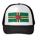 Dominica, Denmark Trucker Hat