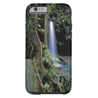 Dominica, Emerald Pool, Waterfall. Tough iPhone 6 Case