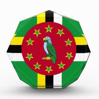 Dominica Flag Award