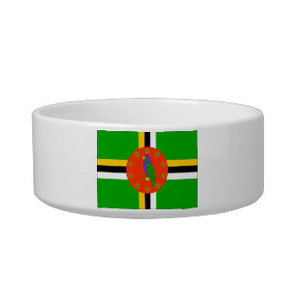 Dominica Flag Bowl