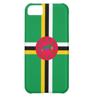 Dominica Flag Case For iPhone 5C