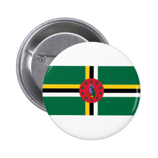 Dominica Flag DM Buttons