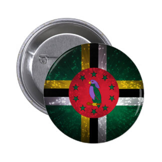 Dominica Flag Firework Pins