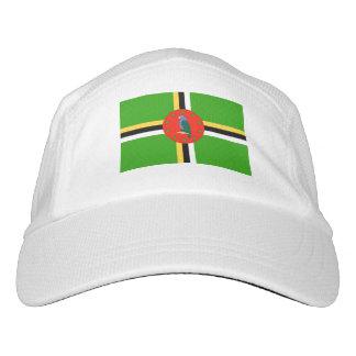 Dominica Flag Headsweats Hat