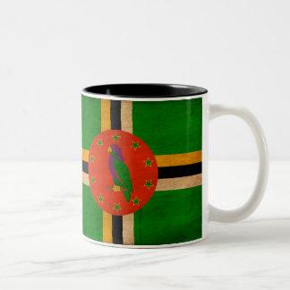 Dominica Flag Mug
