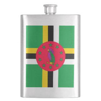 Dominica Flask