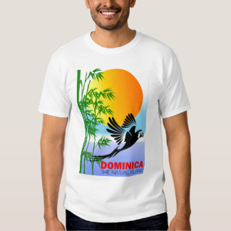 DOMINICA ISLE 2 tshirt