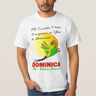 DOMINICA ISLE, PS TSHIRTS