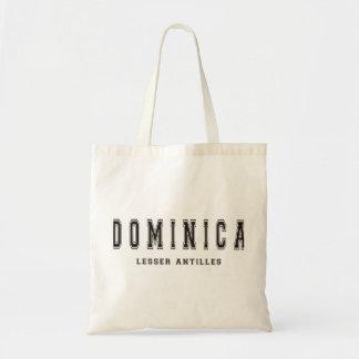 Dominica Lesser Antilles Tote Bag