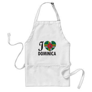 Dominica Love Apron