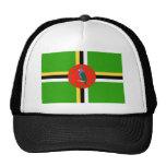 Dominica Mesh Hats