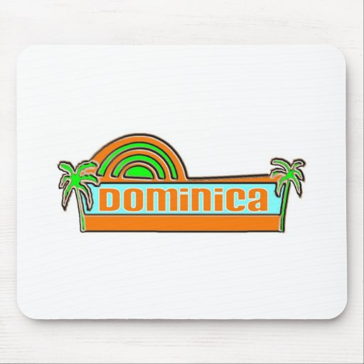 Dominica Mousepads