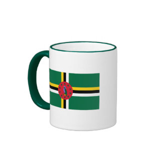 dominica ringer coffee mug