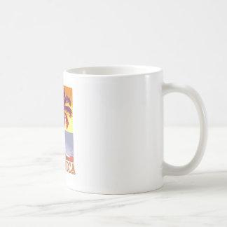 Dominica Classic White Coffee Mug