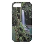 Dominica, piscina esmeralda, cascada funda iPhone 7