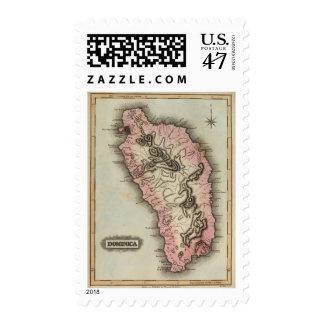Dominica Postage