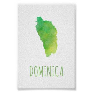 Dominica Poster
