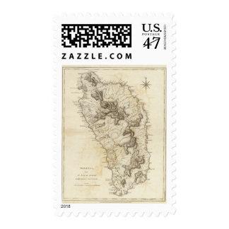 Dominica Timbre Postal