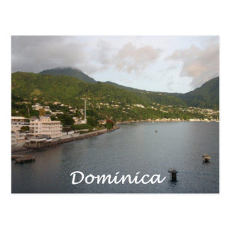 Dominica View Postcards