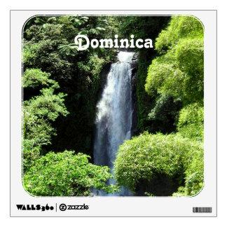 Dominica Wall Graphic