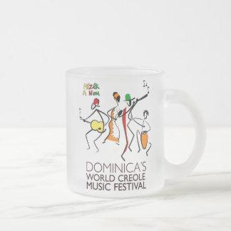 Dominica WCMF mug - variety of styles