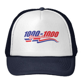 Dominican 1000x1000 gorros