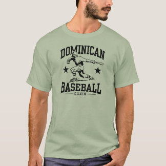 Dominican Baseball T-Shirt