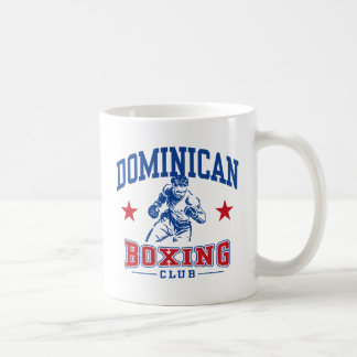 Dominican Boxing Coffee Mug