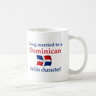 Dominican Builds Character Coffee Mug