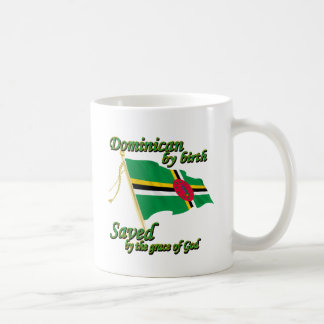 dominican by birth saved by the grace of God Coffee Mug
