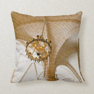 Dominican Church Throw Pillow