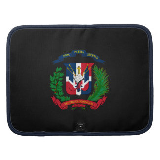 Dominican coat of arms folio planners