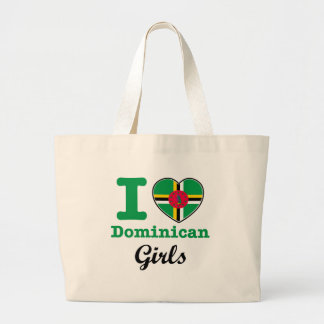 Dominican Design Large Tote Bag