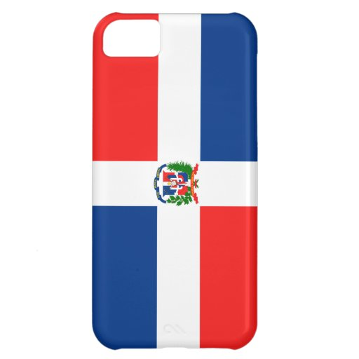 Dominican flag iphone 5 case