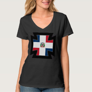 Dominican Iron Cross for the Dominican Princess T-Shirt