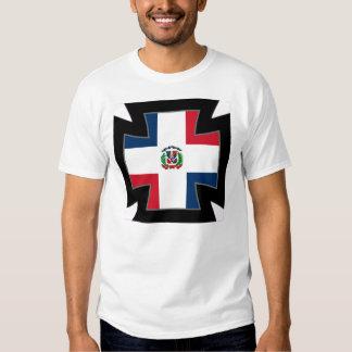 Dominican Iron Cross T Shirts