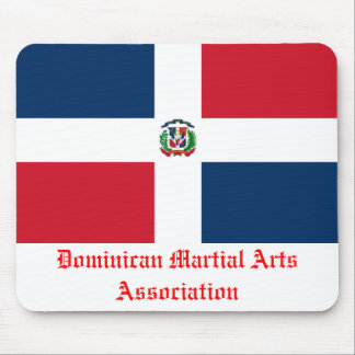 Dominican Martial Arts Association Mouse Pad