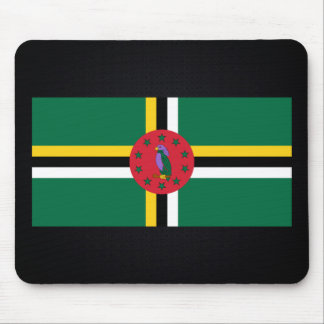 Dominican National flag of Dominica-01.png Mouse Pad