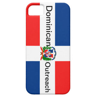 Dominican Outreach iPhone SE/5/5s Case