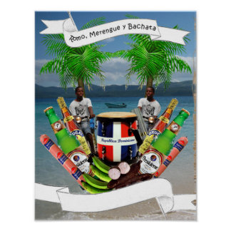 Dominican Pride Poster