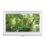 Dominican Rain Forest Business Card Holder