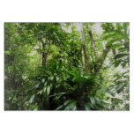 Dominican Rain Forest Cutting Board