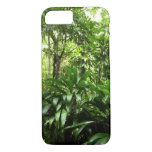 Dominican Rain Forest I Tropical Green Nature iPhone 7 Case
