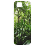 Dominican Rain Forest I Tropical Green Nature iPhone SE/5/5s Case