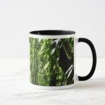 Dominican Rain Forest II Tropical Green Mug