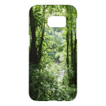 Dominican Rain Forest II Tropical Green Samsung Galaxy S7 Case