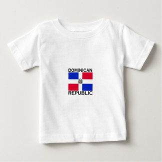 Dominican Republic Baby T-Shirt