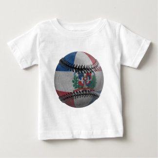 Dominican Republic Baseball Tee Shirts