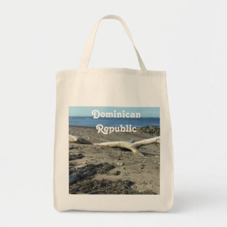 Dominican Republic Beach Tote Bag