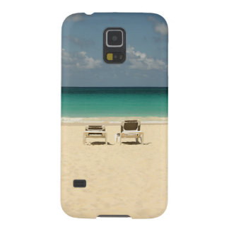 Dominican Republic Beach Chairs Case For Galaxy S5